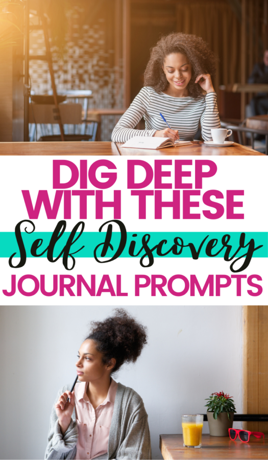 Discovering who you are can take months and sometimes years. I've discovered that self discovery journal prompts have really helped in my personal growth journey. Journaling has always been a great way for me to stop and think about who I am and what I'm bringing to the table.