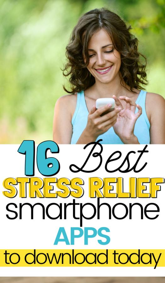 Best stress Relief Apps