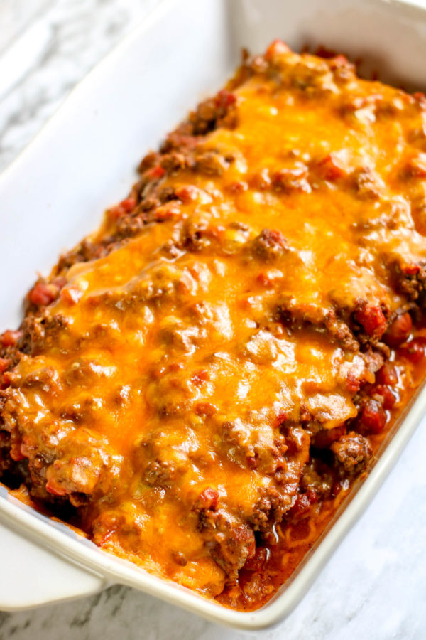 How to Make Chili Cheese Dog Bake