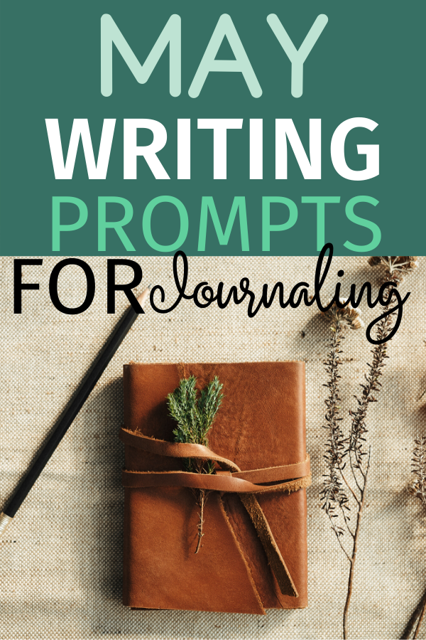 Journaling is something you can do to help you focus and be less anxious. These May journal prompts may be just what you need to help you focus on your inner thoughts.