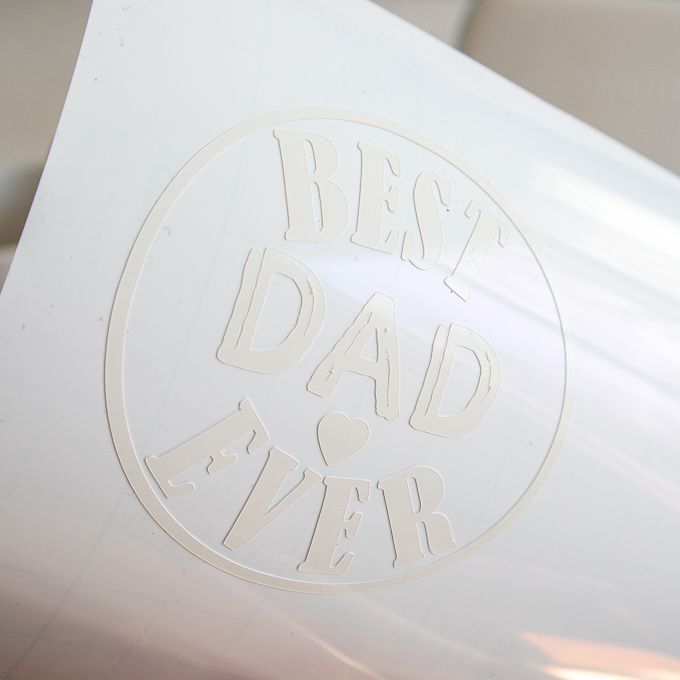 Best Dad Ever Mug SVG File