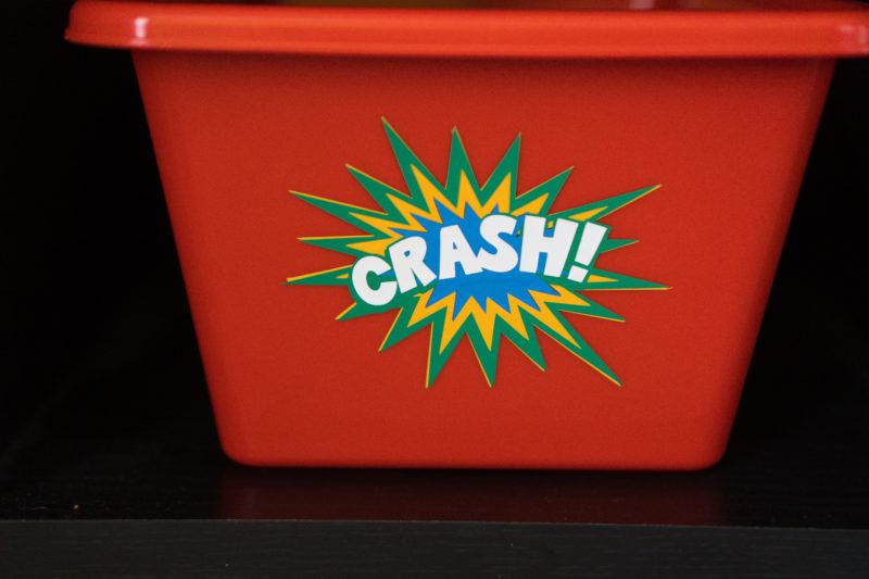 Crash Cricut Design File FREE