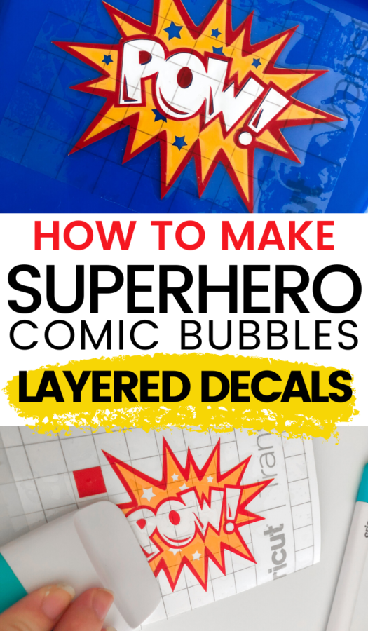 How to Layer Decals with Permanent Vinyl