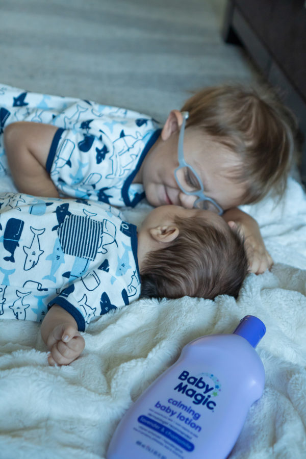Baby Magic toddlers and baby