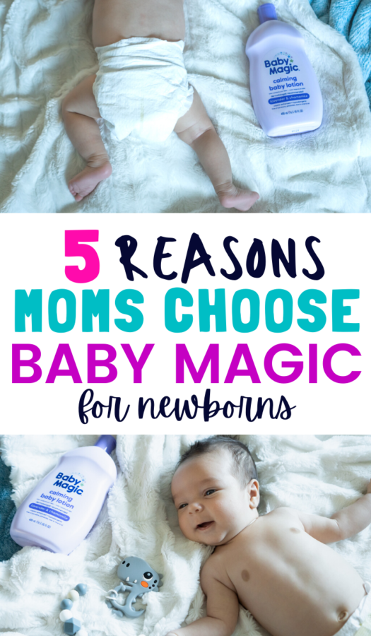 Why Baby Magic for Newborns