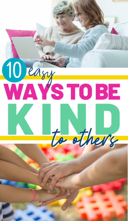 Learning How To Be Kind to Others