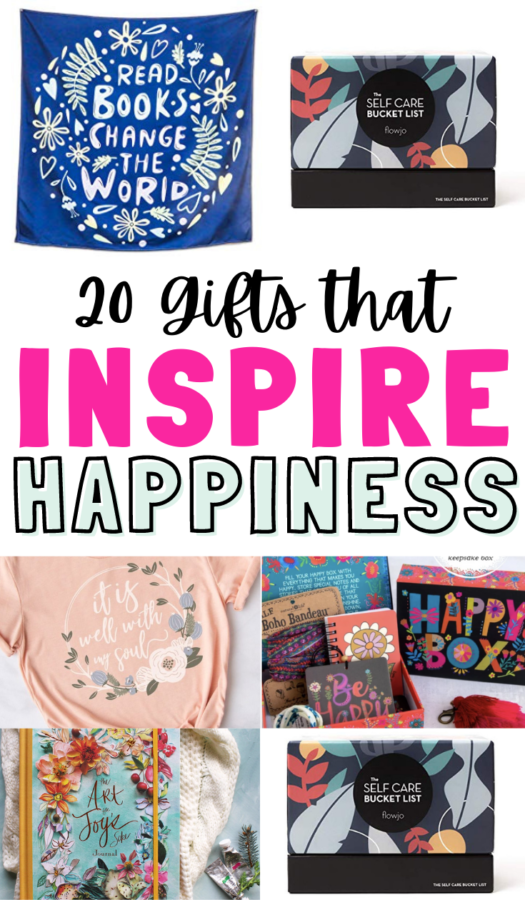 Gifts for Happiness