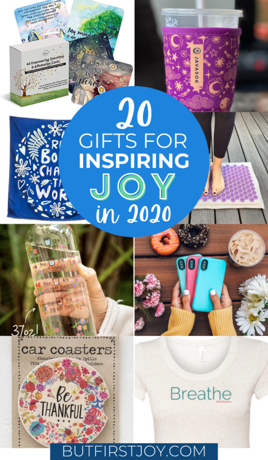 Gifts for Joy