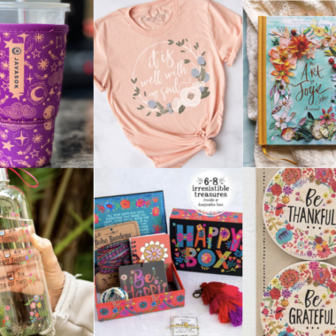 20 Gifts to Increase Joy & Happiness (+ Giveaway)