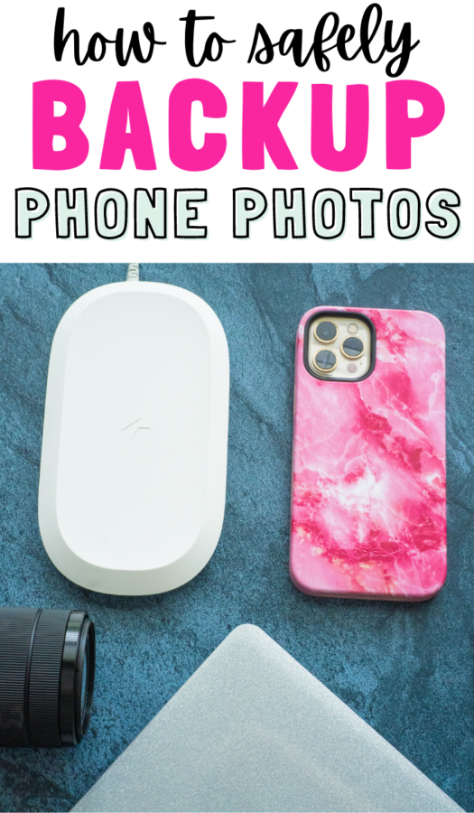 (ad) Everyone should know how to safely backup phone photos and this is a device every mom needs to backup her phone and prevent losing those precious memories!  #IC #IxpandCharger
