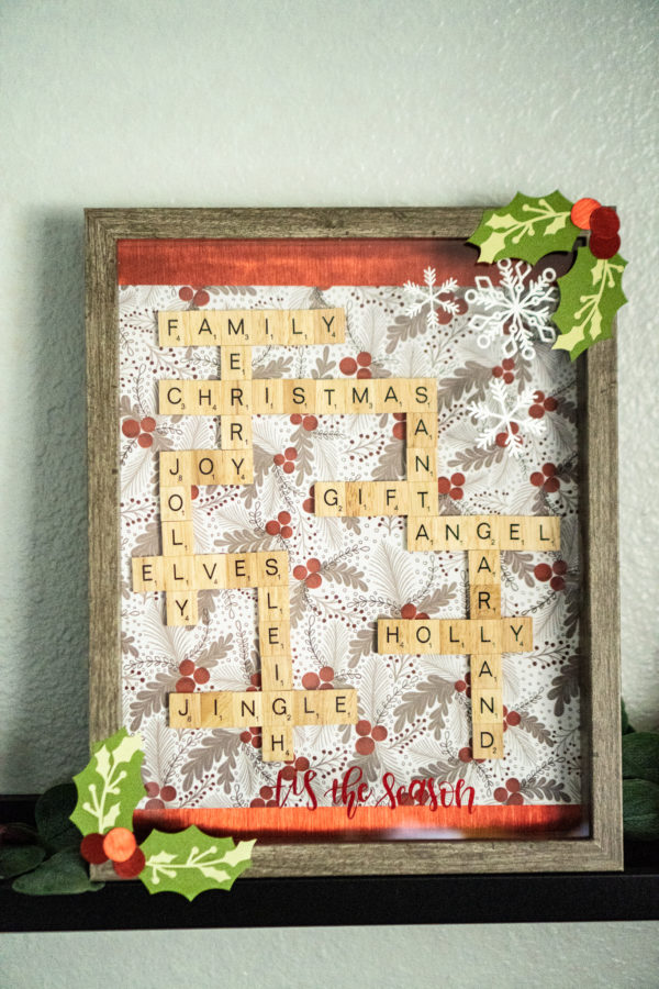 DIY Christmas Shadow Box_01935
