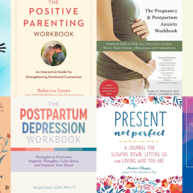 8 Meaningful Self-Help Workbooks for Moms
