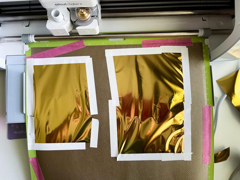 Foiling with Cricut Maker 3