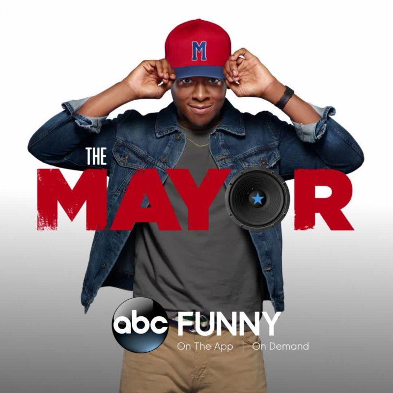 ABC The Mayor cast Interviews