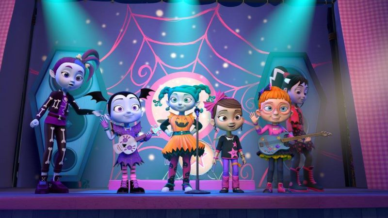 Vampirina Interview Chris Nee