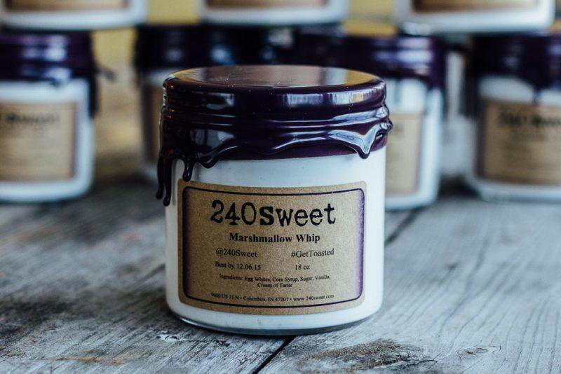 240sweet Marshmallow Whip