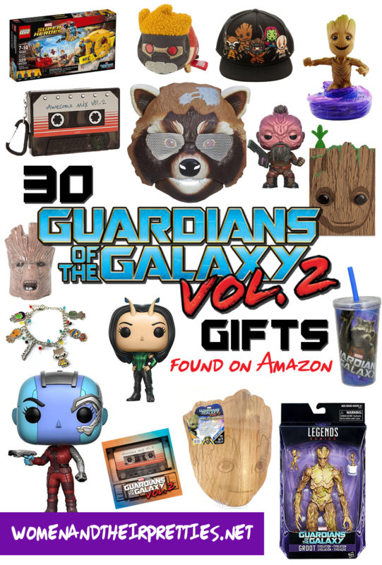 30 Must-Have Guardians of the Galaxy Gifts on Amazon