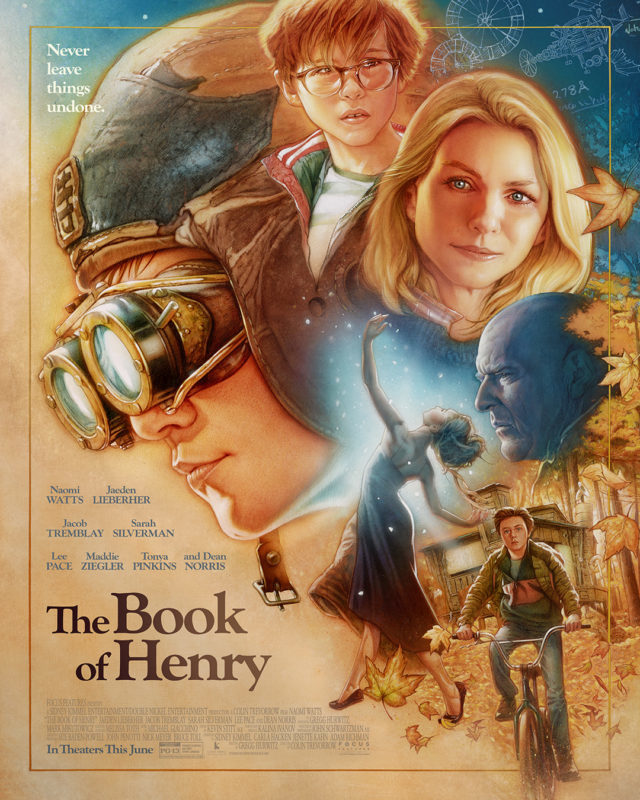Book of Henry film