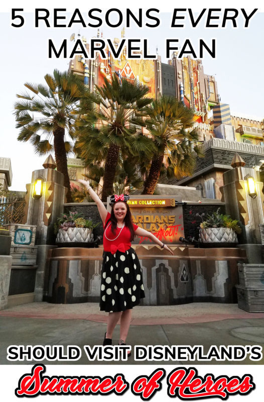 Disneylands Summer of Heroes