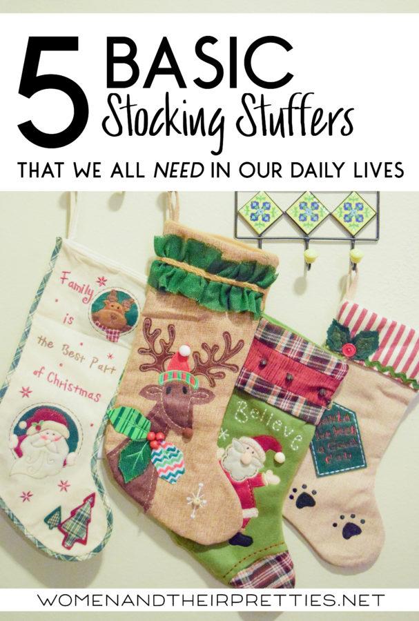 Best Basic Stocking Stuffers for Family