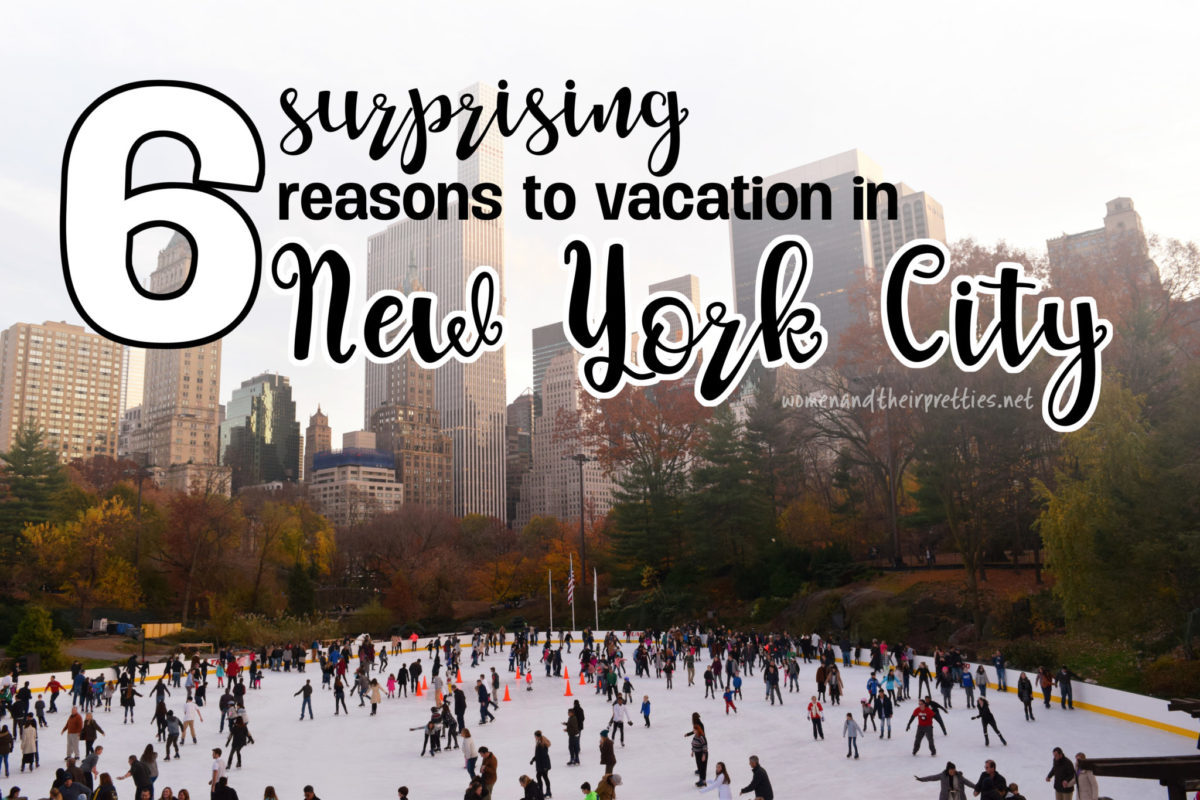 6 surprising reasons to vacation in New York City (East Coast Road Trip: Vacation Tips #1)