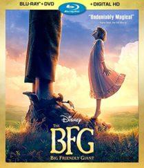 The BFG Blu-ray