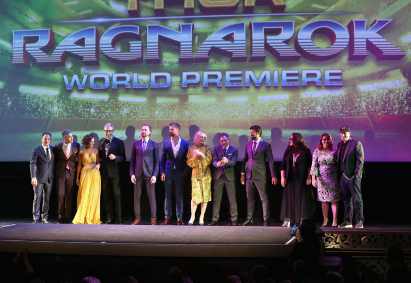 Thor: Ragnarok Red Carpet Experience