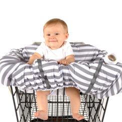 Boy Shopping Cart Cover