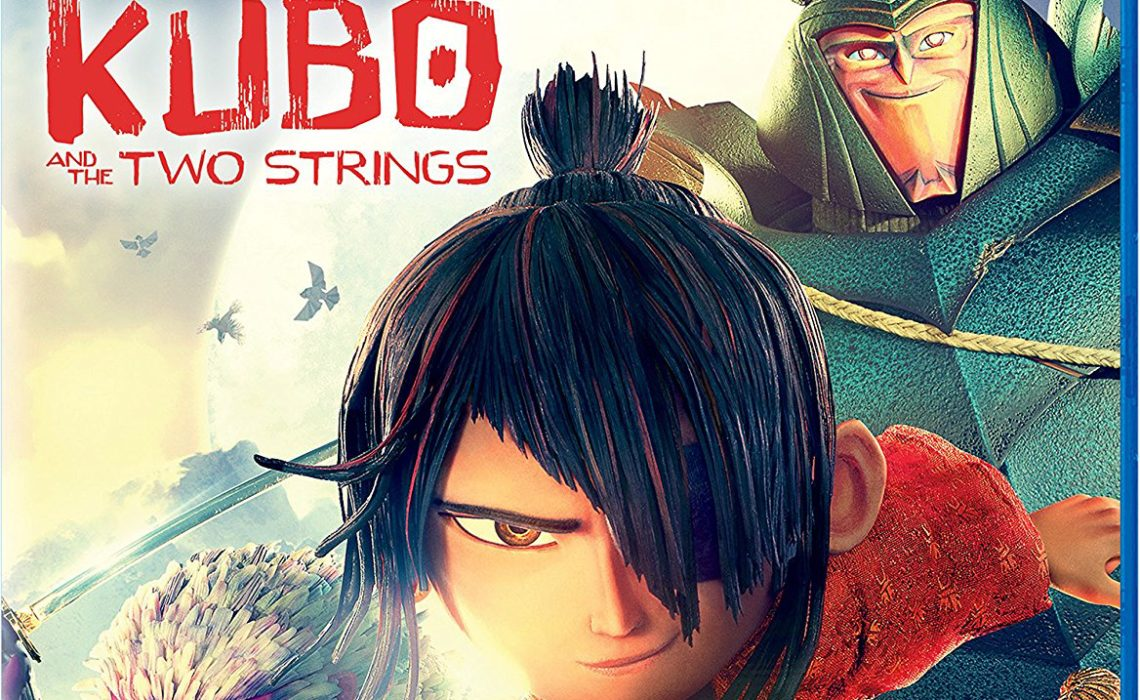 Kubo and the Two Strings Blu-ray
