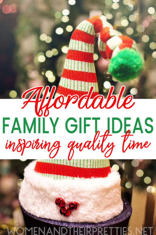 The best family gifts are the ones that can be enjoyed together. One gift that will make everyone smile is the best way to give. With budget friendly ideas, these family gifts are sure to impress!