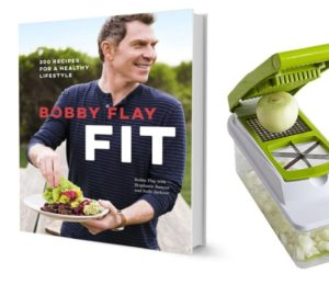 Bobby Flay Cookbook Giveaway