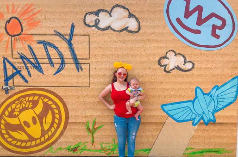 Toy Story Land Bucket List Disney Walls