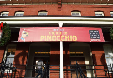 What you missed at the Wish Upon a Star: The Art of Pinocchio exhibit at the Walt Disney Family Museum