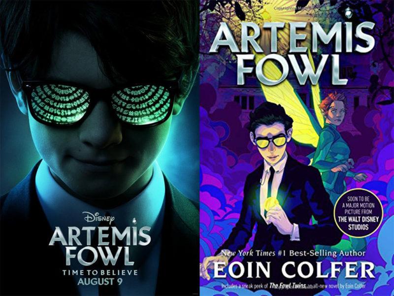 movies based on books 2019