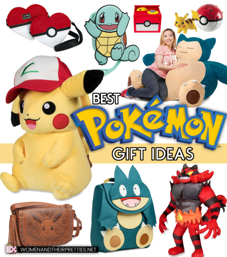 If you're looking for the best Pokémon gifts to give this year, I have the best ideas to make it a Pokémon Christmas! With a little bit of everything for ever Pokémon lover on your list, you're sure to find a gift and a good deal this holiday season!