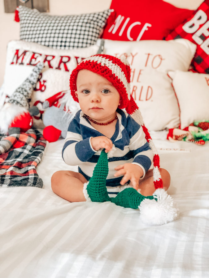 Baby's First Christmas Ideas 1
