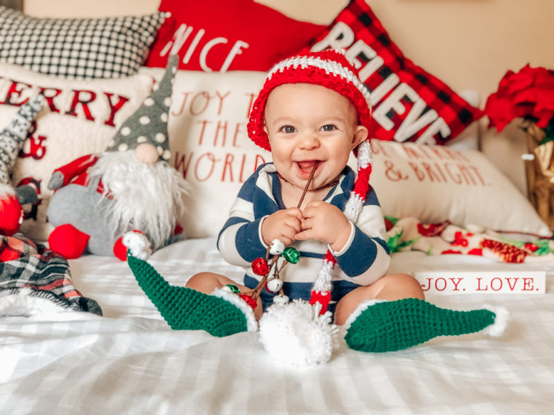 Baby's First Christmas Ideas 8