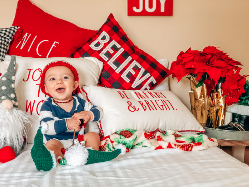 Baby's First Christmas Ideas 10