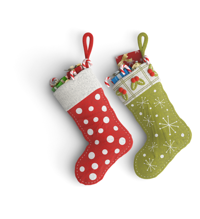 Picking up a few basic Stocking Stuffers this year? I've got a list of the best basics for everyone in the family: socks, undies, undershirts, sports, and PJs! Stuff them all into stockings for a very low price.