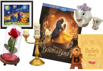 Beauty and the beast wishlist