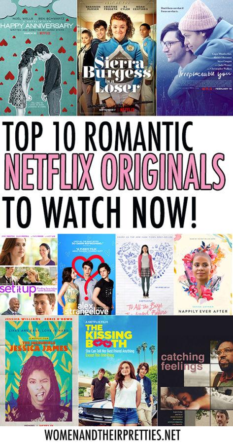Romantic Netflix Originals