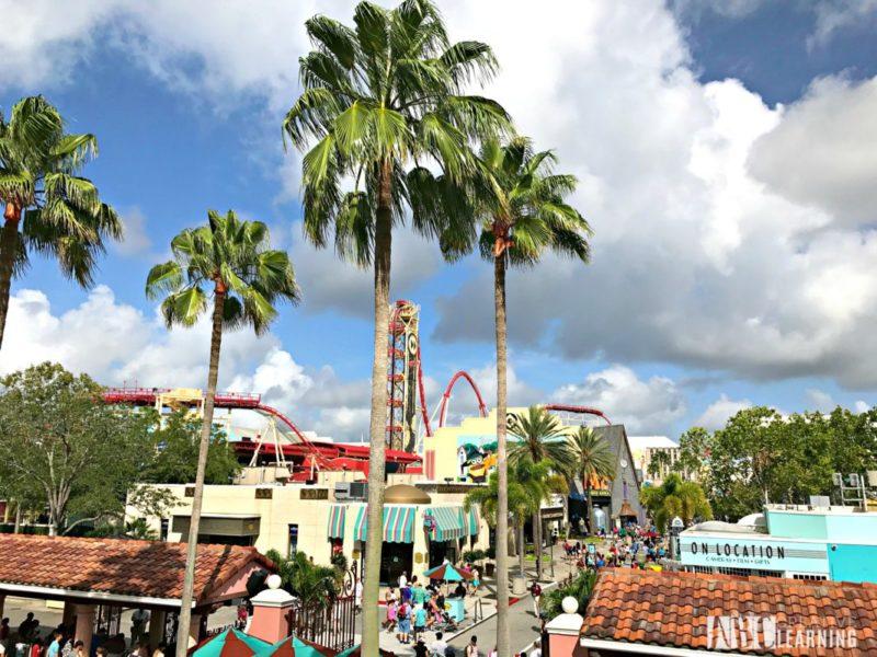 Best Universal Orlando Thrill Rides in One Day