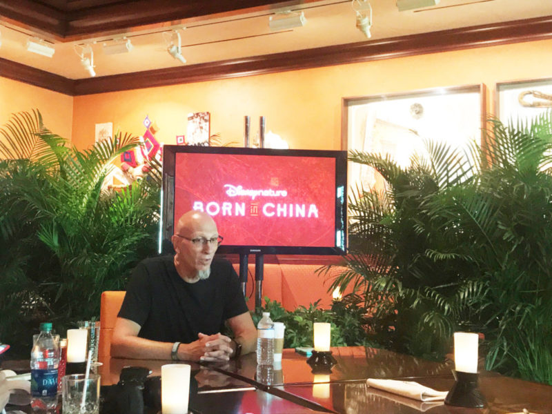 Roy Conli Born In China Interview