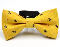 Yellow Boy Bow Tie baby