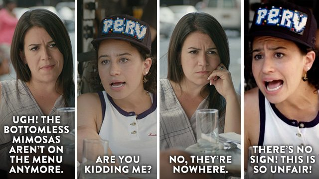 Enjoy a girl's night – on me. Enter to win Broad City Season 3 DVD and a $50 Visa Gift Card! #BroadCity