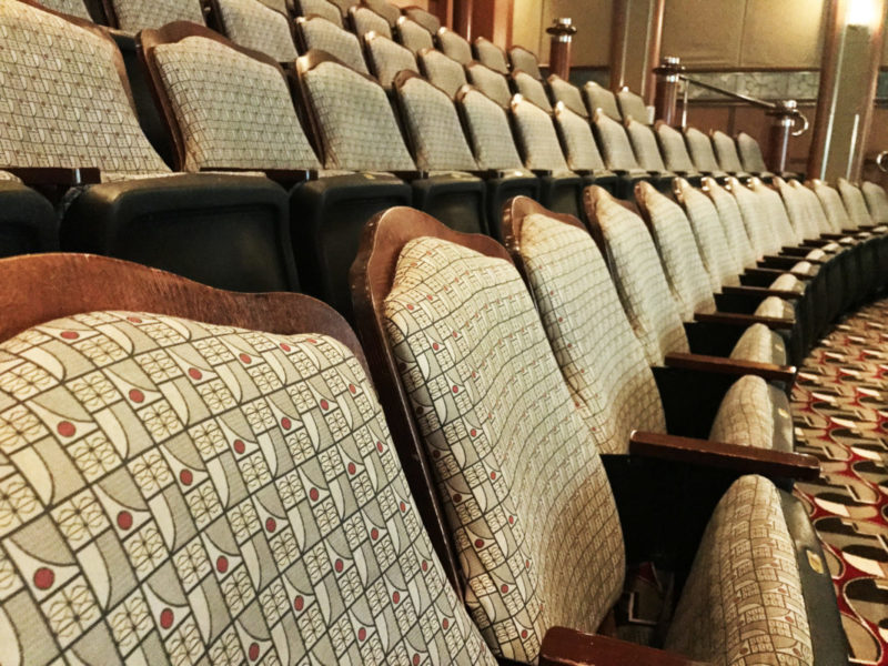 Buena Vista Theatre - Things for Couples & Adults to do on a Disney Cruise