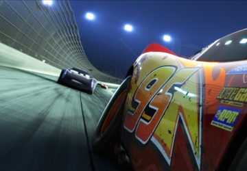 Teaser Trailer: Cars 3 is racing into theaters next summer! #Cars3
