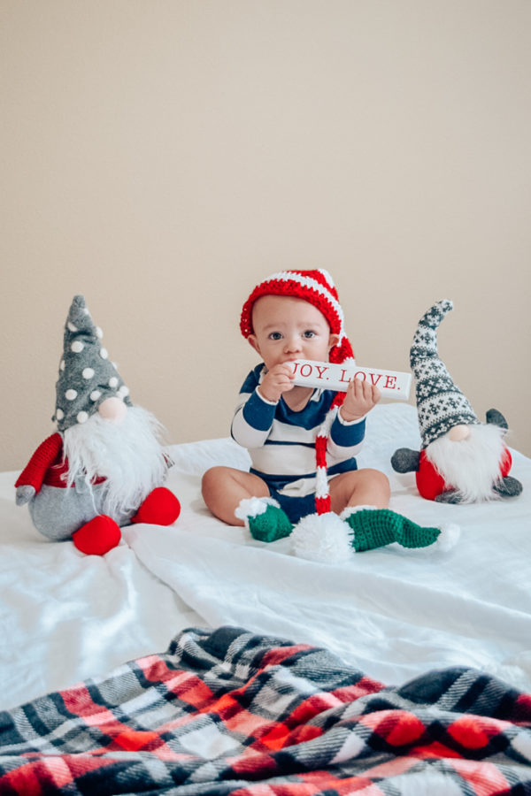 baby's 1st christmas ideas