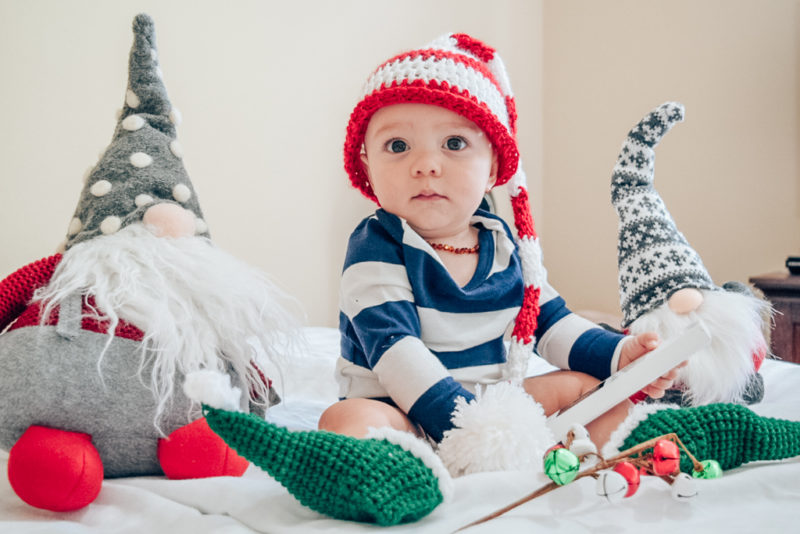 Celebrate Baby's First Christmas 4