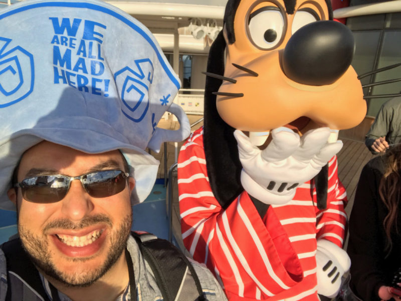 Character Spotting - Things for Couples & Adults to do on a Disney Cruise